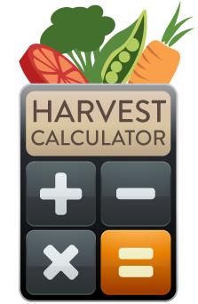 Harvest Calculator